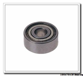 70 mm x 100 mm x 16 mm  SKF S71914 ACE/HCP4A angular contact ball bearings