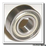 15 mm x 35 mm x 11 mm  Loyal 6202 deep groove ball bearings