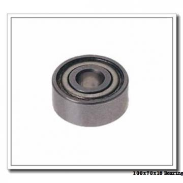 70 mm x 100 mm x 16 mm  SKF 71914 ACE/HCP4A angular contact ball bearings