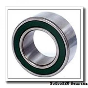 35 mm x 55 mm x 20 mm  Fersa F16100 deep groove ball bearings