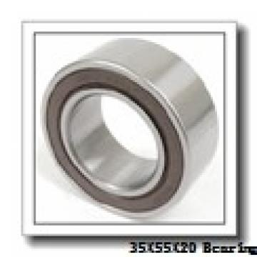 35 mm x 62 mm x 20 mm  NTN NN3007K cylindrical roller bearings