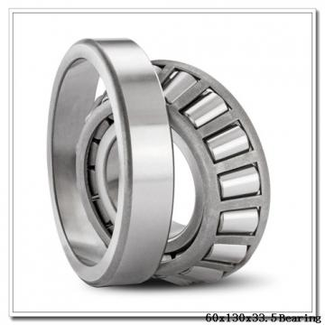 60 mm x 130 mm x 31 mm  NSK HR30312DJ tapered roller bearings