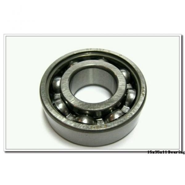 15 mm x 35 mm x 11 mm  ISB 6202-ZNR deep groove ball bearings #2 image