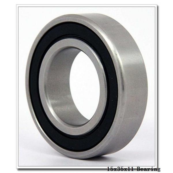15 mm x 35 mm x 11 mm  ISO 1202 self aligning ball bearings #1 image