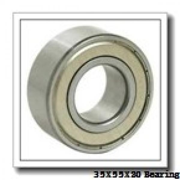 35 mm x 55 mm x 20 mm  KOYO 83A694CS30 angular contact ball bearings #1 image