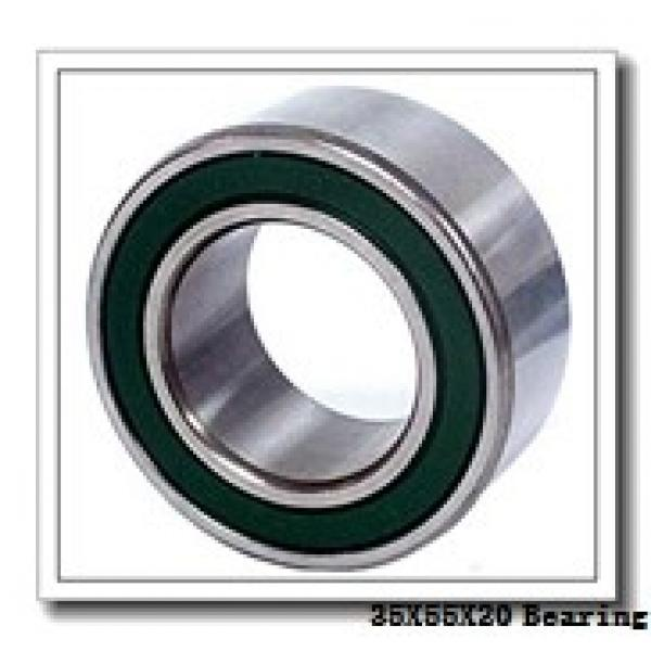 35 mm x 55 mm x 20 mm  KOYO 83A694CS30 angular contact ball bearings #2 image
