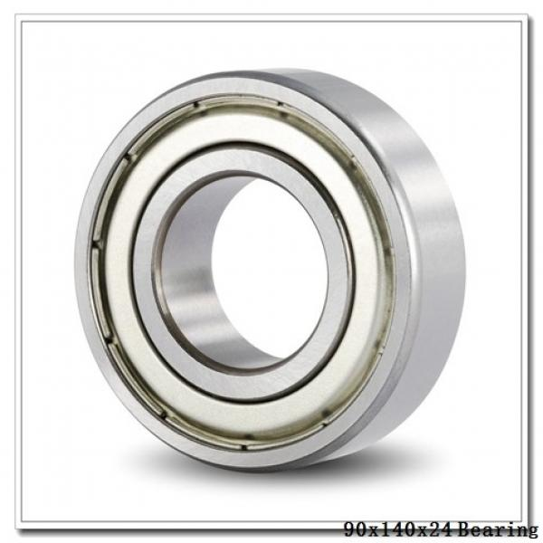 90 mm x 140 mm x 24 mm  CYSD NJ1018 cylindrical roller bearings #1 image